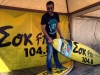 Sok FM Daluz Party - Surf Boards & Poster